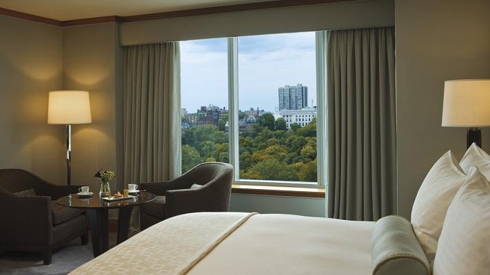 OneBedroom Corner Suite  The RitzCarlton Toronto