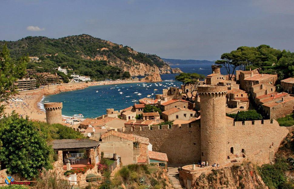 Коста бланка испания сентябрь туры