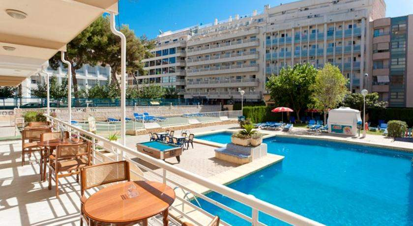 Отель порт бенидорм испания
