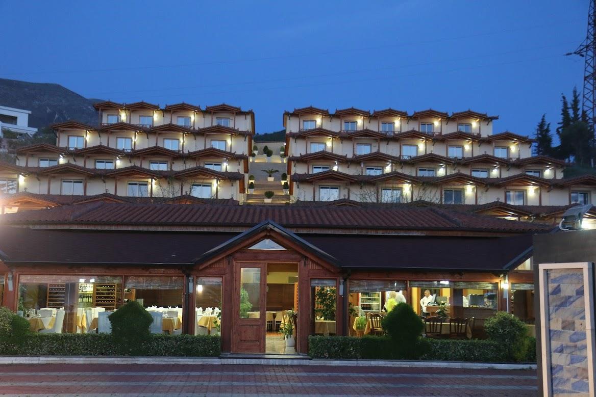 Hotel Olympia Touristik Village 3*