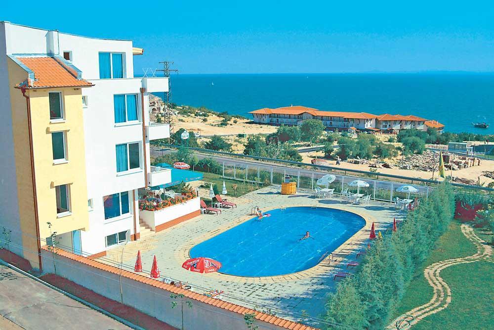 Болгария святой влас отели