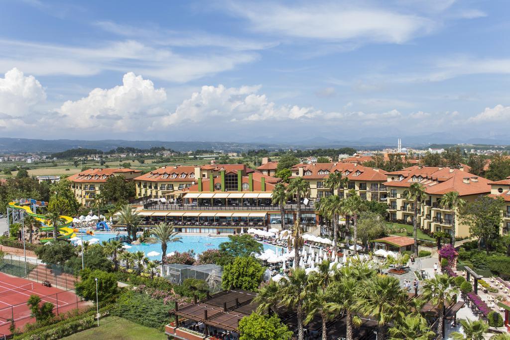 Alba Resort Hotel 5 (Турция/Чолаклы) - отзывы, фото и сравнение