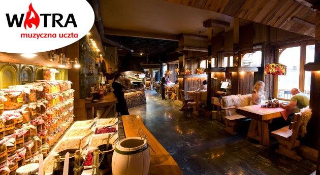 Krup0f3wki 28, zakopane ресторан, созданный в стиле гуральской избы, располагается в центральной части крупувек