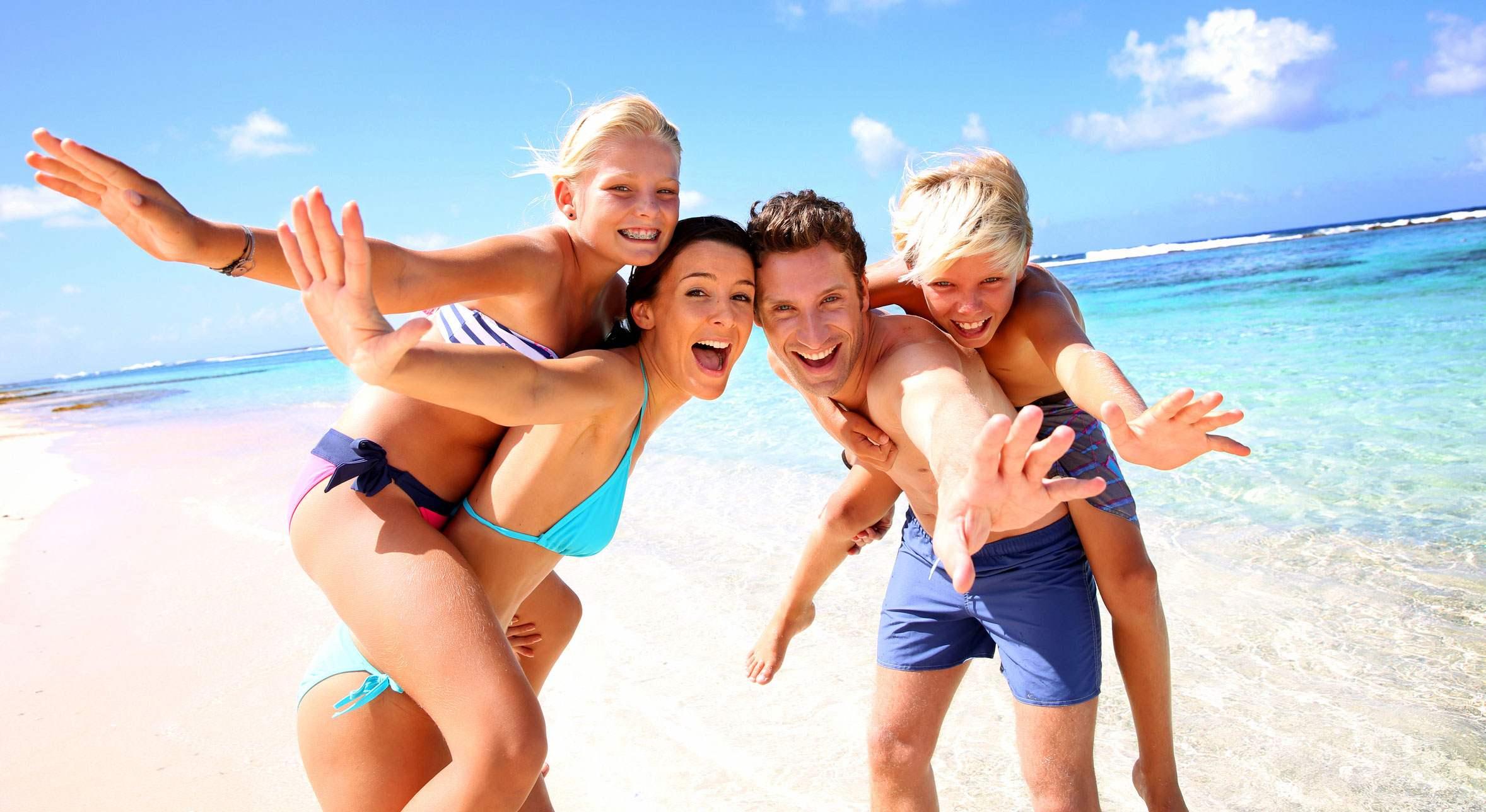 туризм семейный картинки