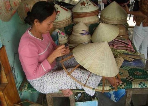 Как самому сделать вьетнамки
