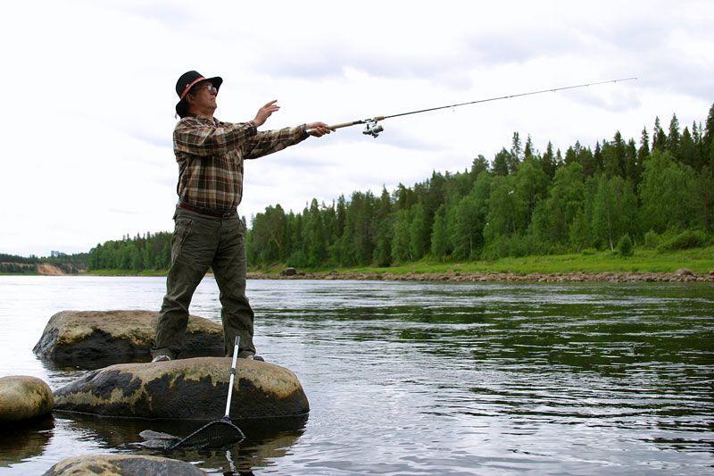 как здоровье рыбака