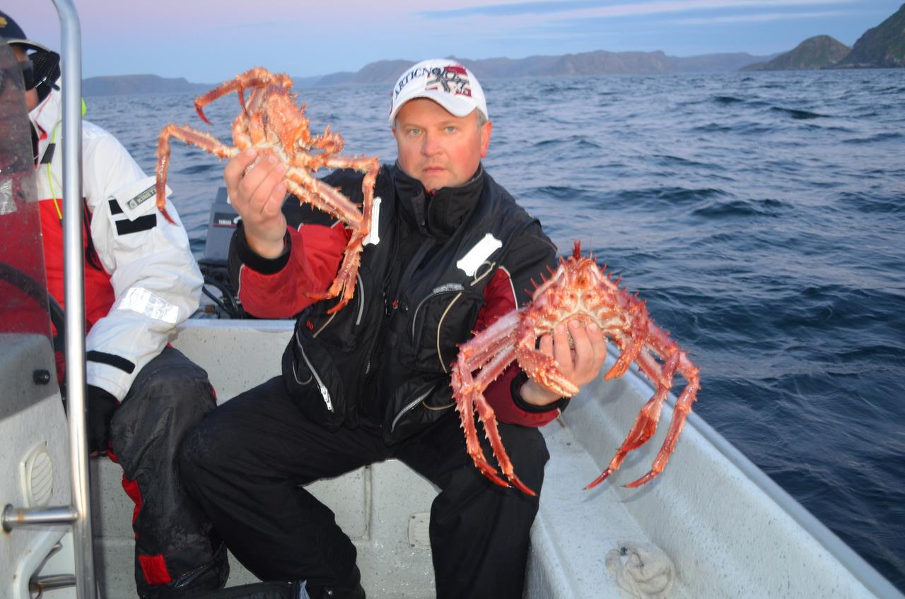 разрешение на ловлю краба в баренцевом море