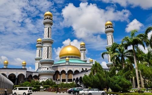 Бруней Едем в Бруней asia00139