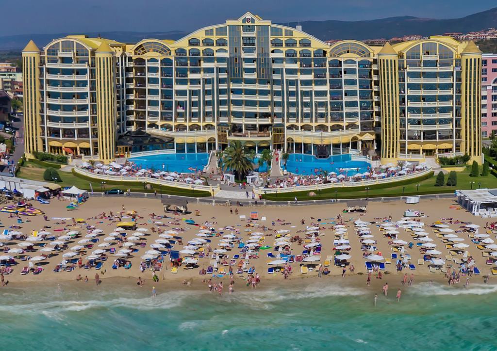 Солнечный берег болгария отели 5 звезд