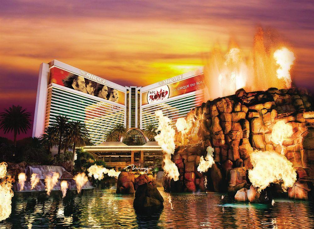 the mirage hotel and casino Located in the center of the famed las vegas strip, the mirage features contemporary aaa four diamond accommodations nightlife venues including 1 oak nightclub and the beatles revolution lounge.