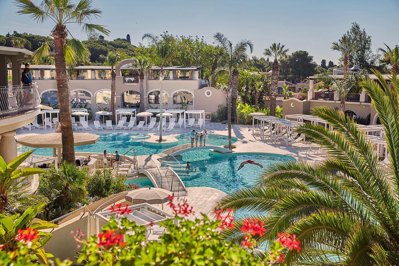 Идеальный VIP отдых для семей и активных пар на Сардинии! FORTE VILLAGE - IL BORGO!