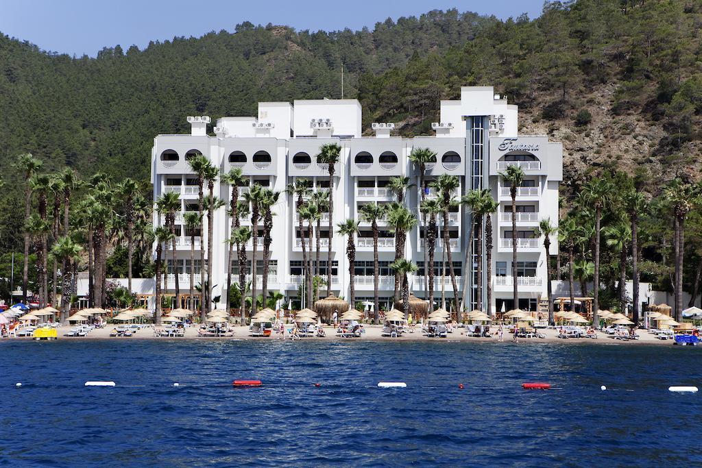 Хороший отель с великолепным видом! Мармарис - Турция!