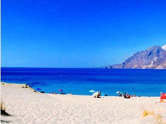 Пляжи Ватьянос Кампос - Путеводитель по острову Крит, Греция | 408x547