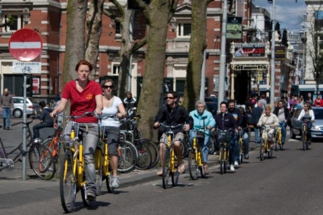AmsterdamByBike
