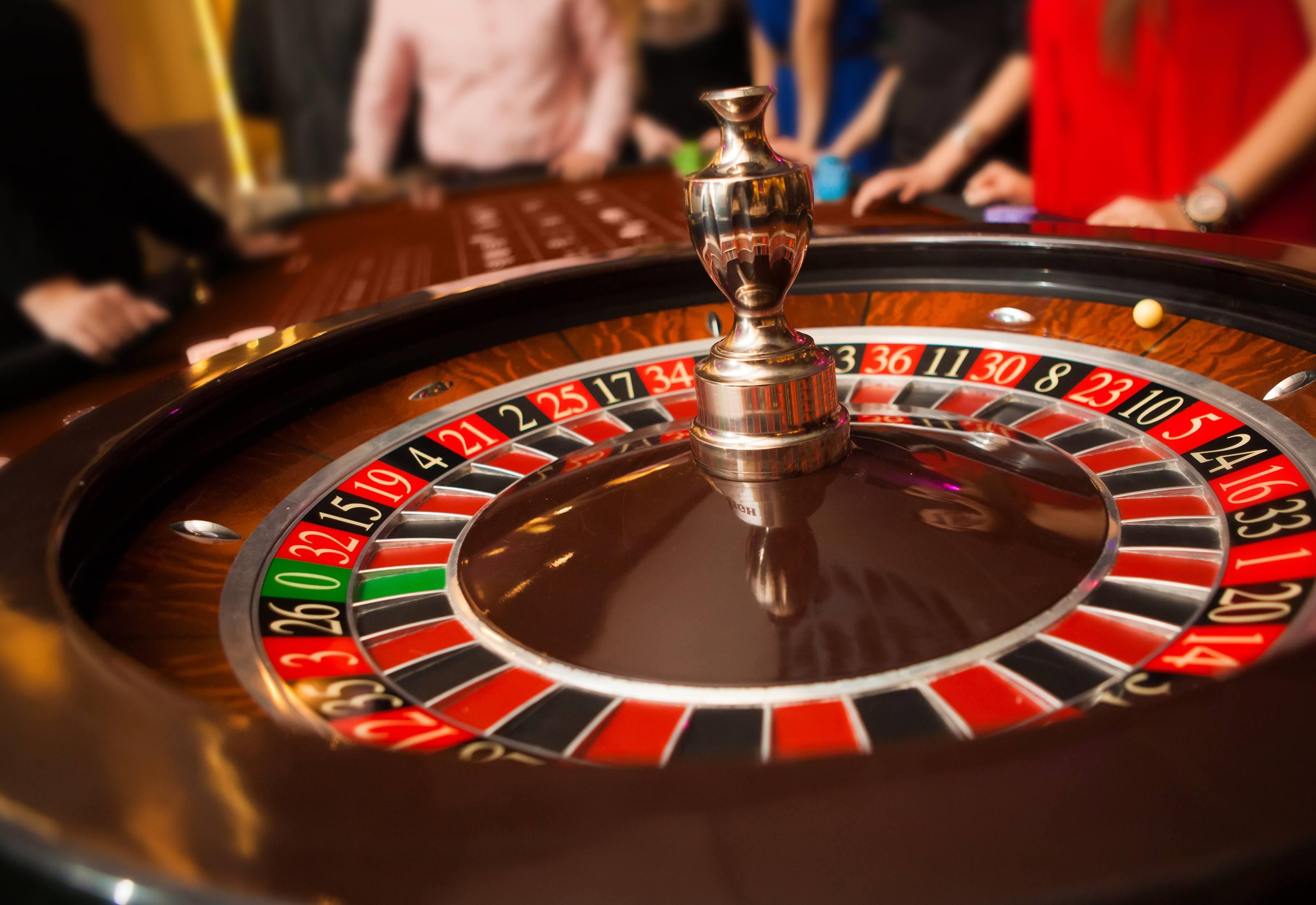white casino