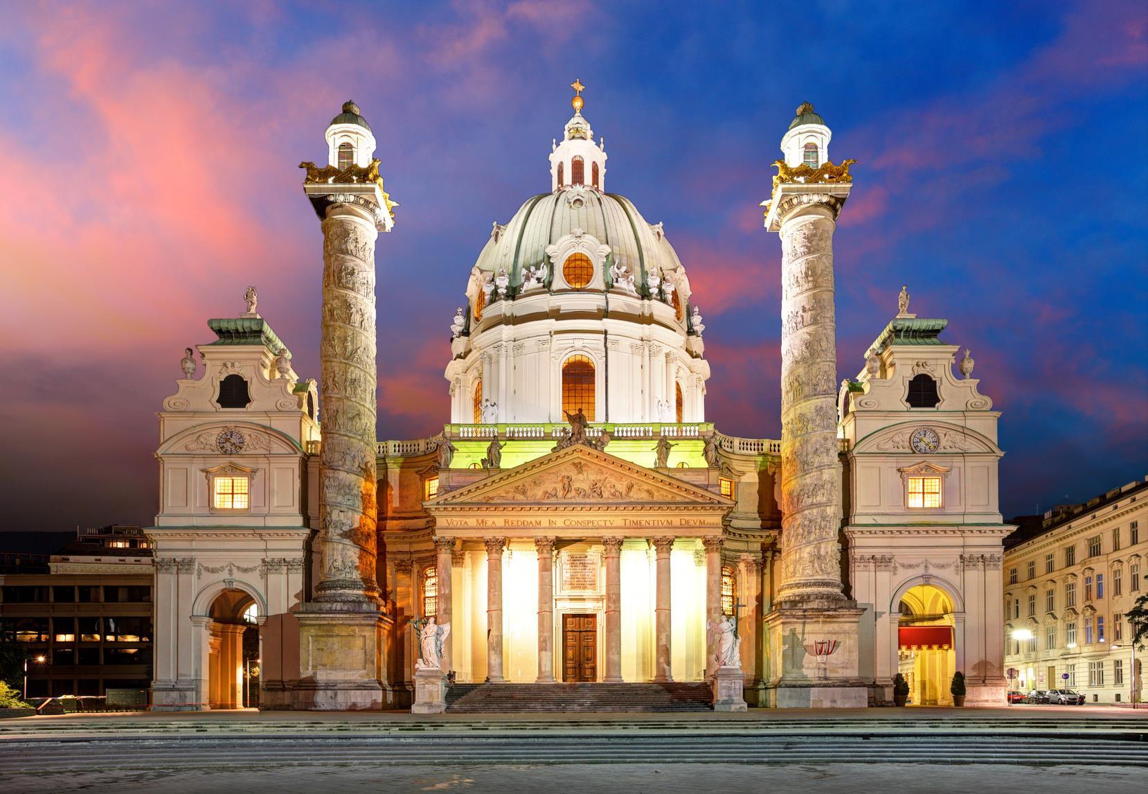 Austria Temple