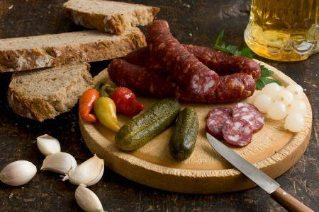 Austrian sausage