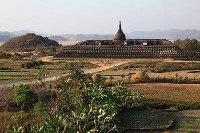 Myanmar_Mrauk_U