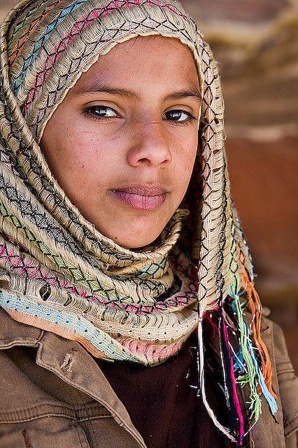 Иорданская девочка