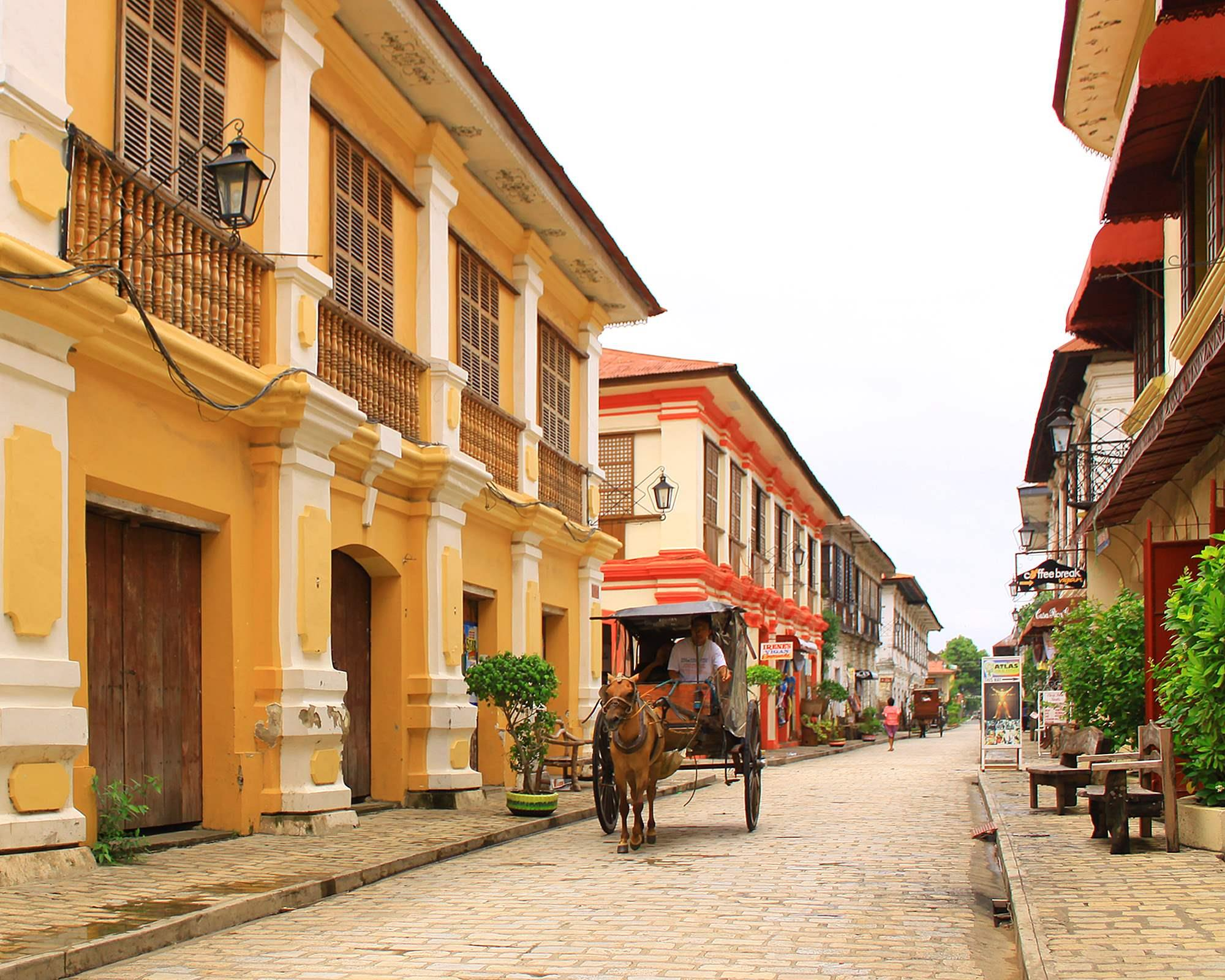 Philippines_Vigan_city
