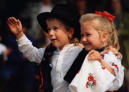 Slovakia Children