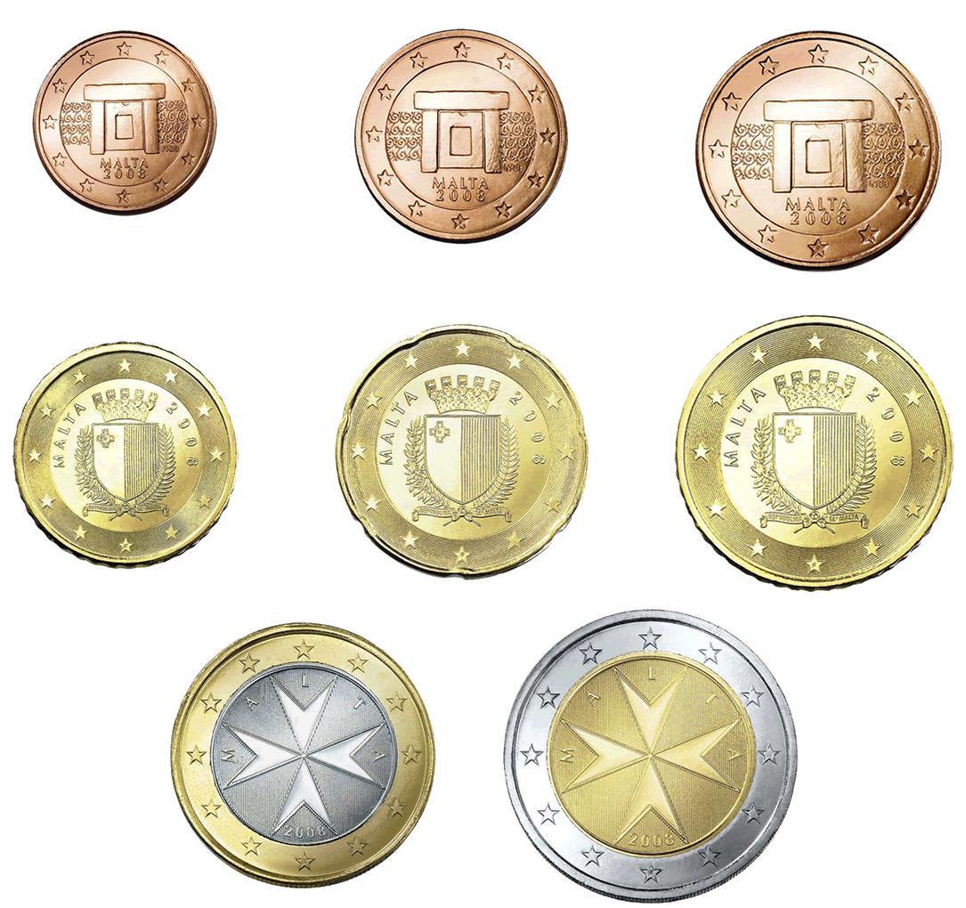 Coins malta