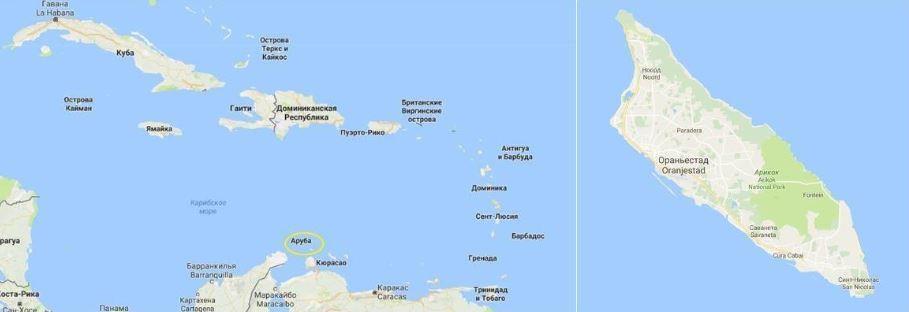 Aruba_location