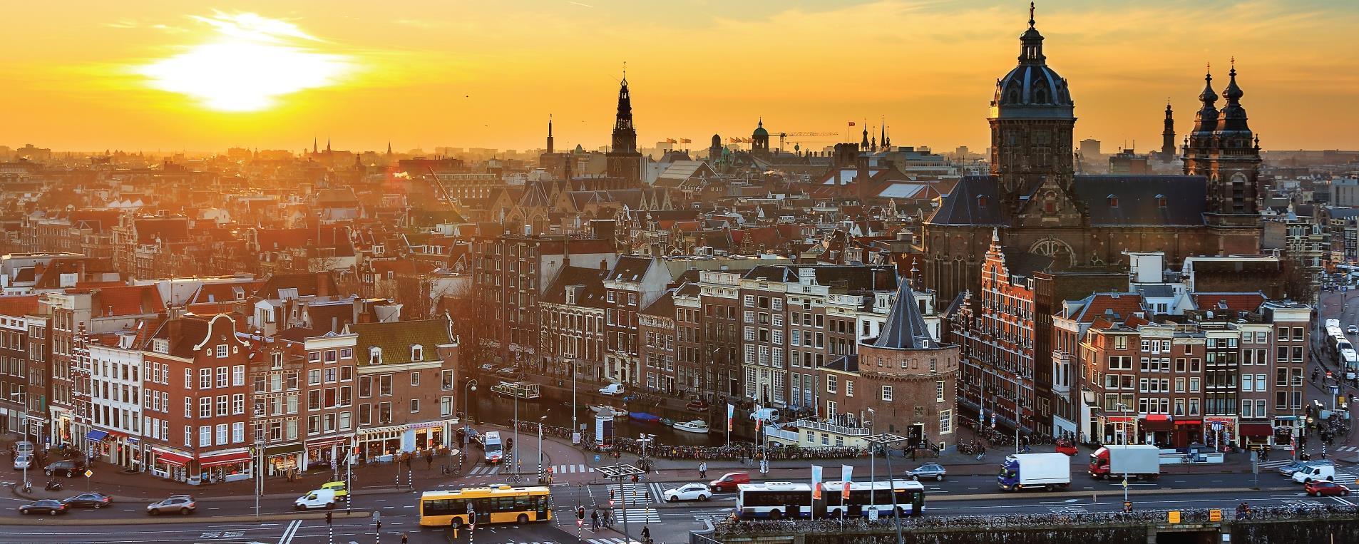 Очень красиво в Нидерландах