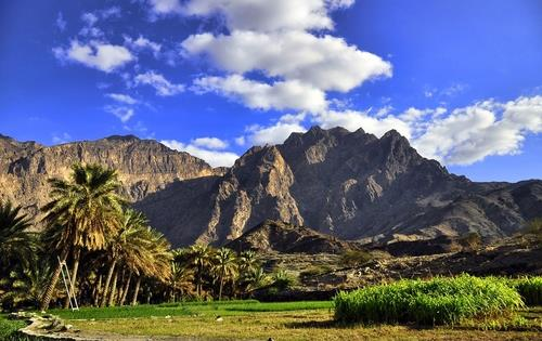 Oman_Hajar_mountains