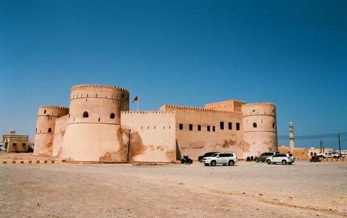 Oman_fortress