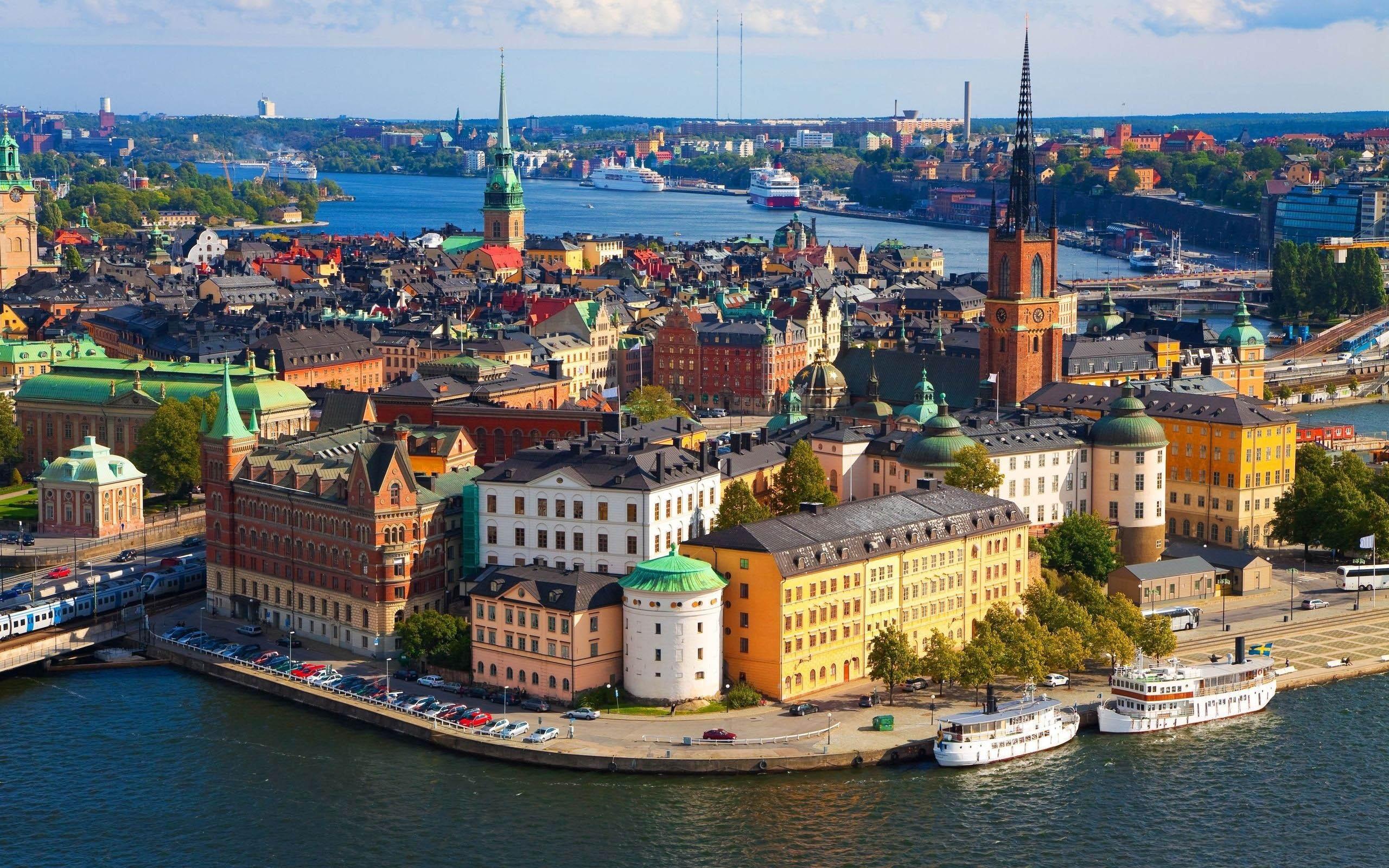 Все о стране Швеция, язык, религия, валюта, транспорт, кухня, магазин | TPG Украина