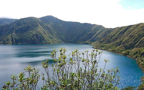 Ecuador_lake
